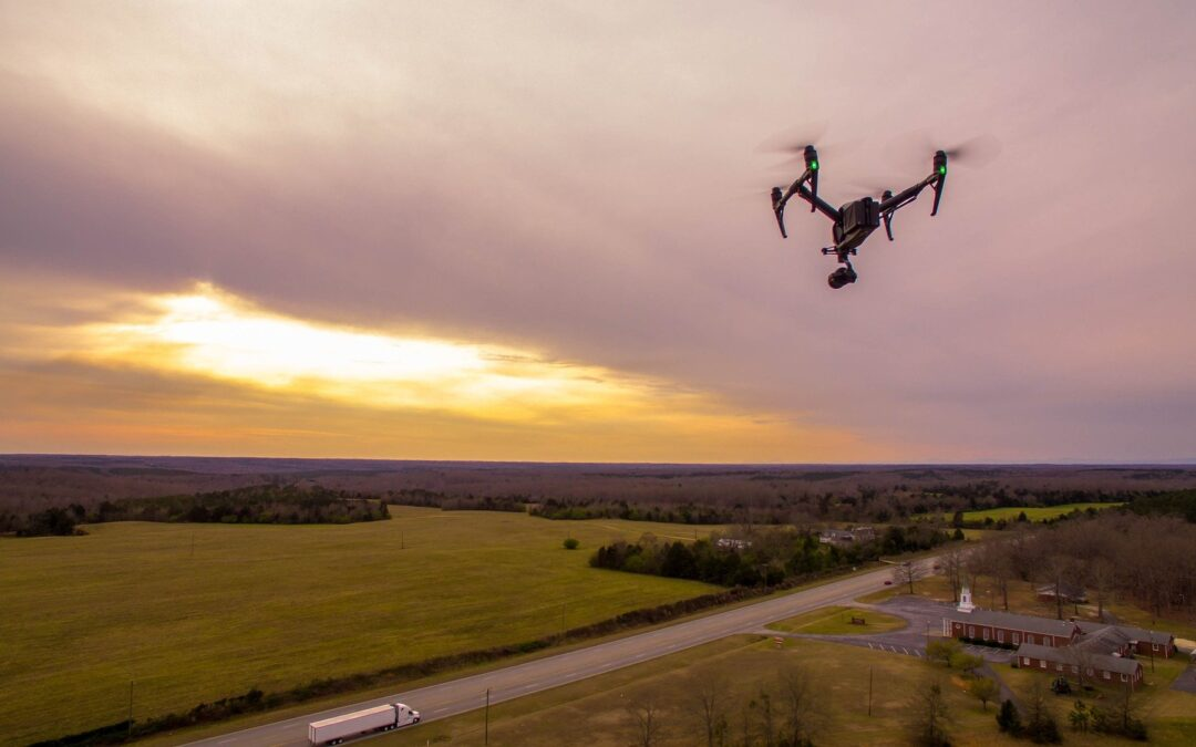 Drone Video Capabilities Can Help Make the Most of Tighter News Budgets